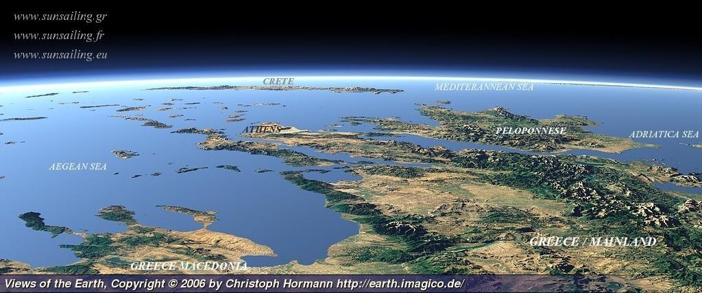 Ellada Xarths Doryforikos Google Map Ellados